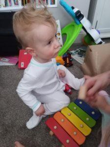 Evan xylophone