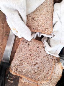 Lazy bread